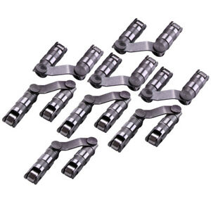 8 Pairs Cam Track Follower For Chevy Chevrolet Big Block V8 396 454 427