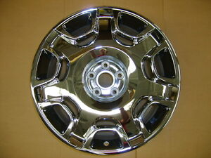 Bentley Original Factory Nos Chrome Wheel For Cont Flying Spur Model 19x9 Et41