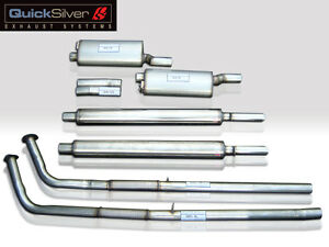Aston Martin Db6 Stainless Steel Exhaust System Quicksilver Uk