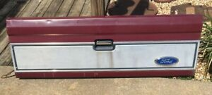 Vintage 70s Ford Ranger Truck Tailgate 53 3 4 X 19 Bench Decoration