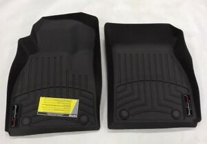 Weathertech Floor Mats Floorliner For Buick Regal 2011 2017 1st Row Cocoa
