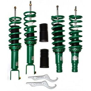 Tein Gsa00 2uss2 Street Advance Adjustable Coilovers 92 95 Honda Civic Eg