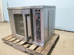 garland Mco e 5 Hd Commercial nsf 208v Dual Phase Electric Convection Oven