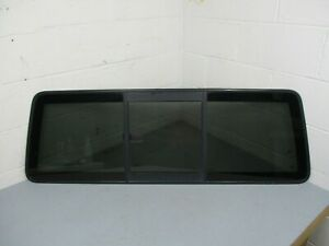 98 11 Ford Ranger Back Rear Glass Slider Sliding Window Latch With Privacy Tint