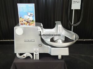 Hobart Buffalo Chopper Food Commerical Cutter Processor 18 Shredder