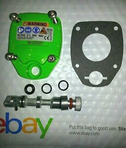 Snap On Mg725 Green New Style Reverse Valve Kit Complete With Oem Required Parts