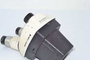 Bausch Lomb Stereo Zoom 4 Microscope Needs Cleaning