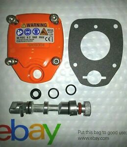 Snap On Mg725 Orange New Style Reverse Valve Kit Complete And Oem Required Parts