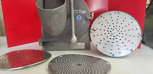 Hobart Cheese Shredder Pelican Head Cheese Grater Food Shredder Discs