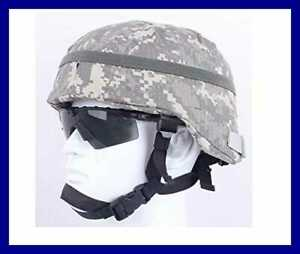 Camouflage Helmet ClothHelmet Cover W Elastic Band For The ACHMICH One Size