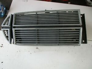 69 Thunderbird Right Rh Hide Away Headlight Assembly W Grille Door Cover Oem