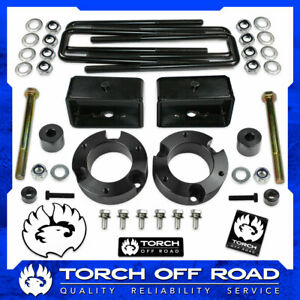 3 Front 3 Rear Lift Kit For 2005 2021 Toyota Tacoma 4x4 4wd With Diff Drop