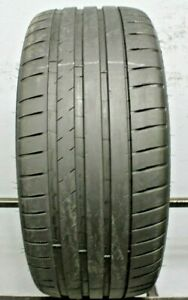 One Used 245 35zr20 2453520 Michelin Pilot Sport 4s K1 7 32 A200