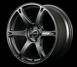 Rays Te037 6061 Matte Gunblack 19x10 5j 22 For R33 34 Gt r Set Of 4 From Japan