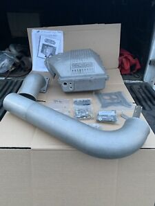 Vortech Superchargers Universal Carb Enclosure 8m205 020 Holley 4150 Mustang