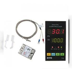 Mypin Universal Digital Ta6 snr Pid Temperature Controller With Relay Din