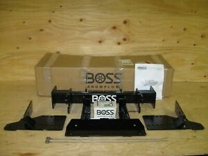 Boss Plow Rt3 Htx Sport Duty Truck Mount Lta05440 1997 2003 Ford F150 F250 Ld