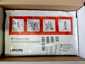 Philips Heartstart Dp Fr Mrx Xl Fr2 Aed Electrode Pads Box Of 5 In Date 2019