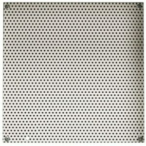 Cooper B line Aw2016 1pp Electrical Enclosure Perforated Panel 20 H X 16 W