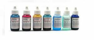 Innovating Science Microscope Stains Vital Stain Kit 7 Bottle Set 6