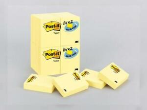 Post it Notes America s 1 Favorite Sticky Note Value Pack 1 1 2 X