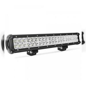 Led Light Bar Nilight 20 Inch 126w Work Spot Flood Combo Led Off Road Lights