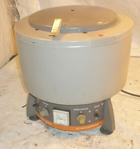 Damon Iec Hn s Bench Top Centrifuge With 958 Rotor