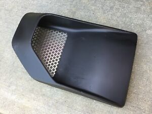 1970 1981 Trans Am Fender Extractor Screens Side Scoops Set Of 2