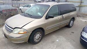 2000 Ford Windstar Transmission Assembly
