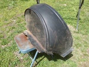 1925 Model T Coupe Rear Fender Hot Rat Rod Ford Flathead V 8