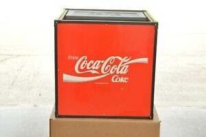 1990s Prototype Coca Cola Cooler - Free Shipping