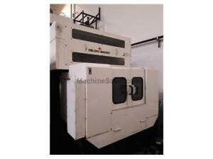 Leblond Makino J55 Horizontal Machining Center 22x19 Professional 3 Control Bt40
