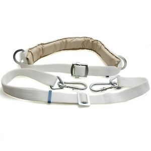 Junsh Safety Belt With Adjustable Lanyard Tree Climbing Construction Har New