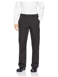Chef Works Men s Professional Series Chef Pants Xl