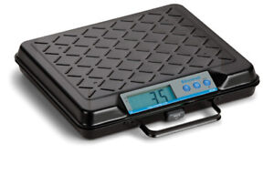 Brecknell Gp250 Usb Electronic General Purpose Bench Scale 250 Lb X 0 5 Lb