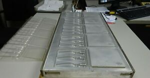 Mold Tooling For Plastic Clamshell Packaging For Fishing Tackel