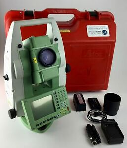 Leica Tcr1203 R300 3 Total Station We Export