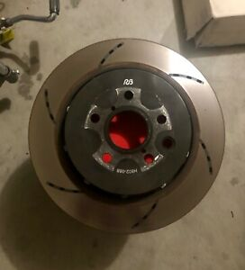 Lexus Isf Rcf Gsf Rear Racing Brakes Two Piece Rotors