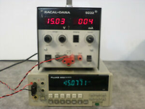 Fluke 8840a 5 1 2 Digit Multimeter Opts Ieee 05 Ac 09 Passes Power On Self test
