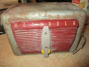 1950 S Motorola Model 408 Car Radio Ford Chevy Dodge 40860