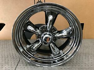 American Racing 17x8 Vn8157863 Torq Thrust Ii Wheels Pvd 5x4 75 4 81 Backspace