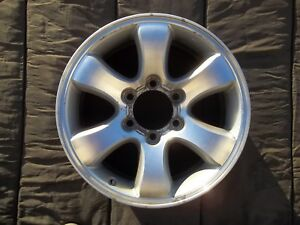 Toyota 4runner Sport Edition 17 Wheel Stock Oem Factory Rim Replace Or Spare 1