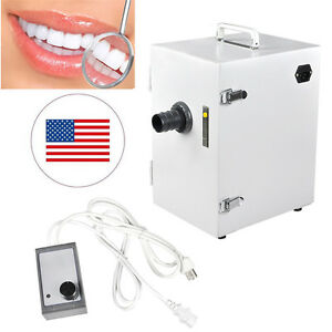 Digital Dental Single row Dust Collector Vacuum Cleaner Machine System For Lab