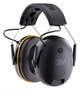 Safety Earmuffs Hearing Protector With Bluetooth Technology 24db Noise Reduction