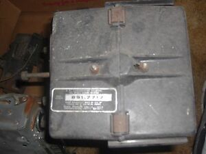 Compact Heater Box Complete Assembly Original Harrison Perfect 4 Gasser Project