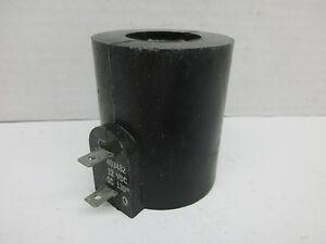 Nos Ford New Holland Tr95 Combine Valve Assembly Solenoid Coil 237566 84237566
