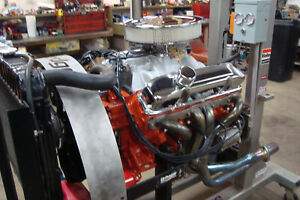 Mopar 440 Engine Completely Rebuilt 440 Motor Air Cleaner To Oil Pan Ready To Go