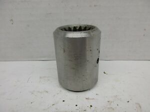 Nos Ford New Holland Splined Coupling Collar 248111 Tr70 Combine