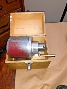 Suburban Collet Master 5c Collet Spinner Machinist Grinding Jig Fixture
