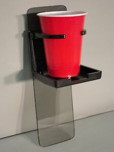 Attachable Cup Holder For C5 C6 Corvette 97 12 No Drilling No Screwing